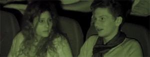 [Streich] Paranormal Activity – Die Gezeichneten: Zuschauer werden in Panik versetzt