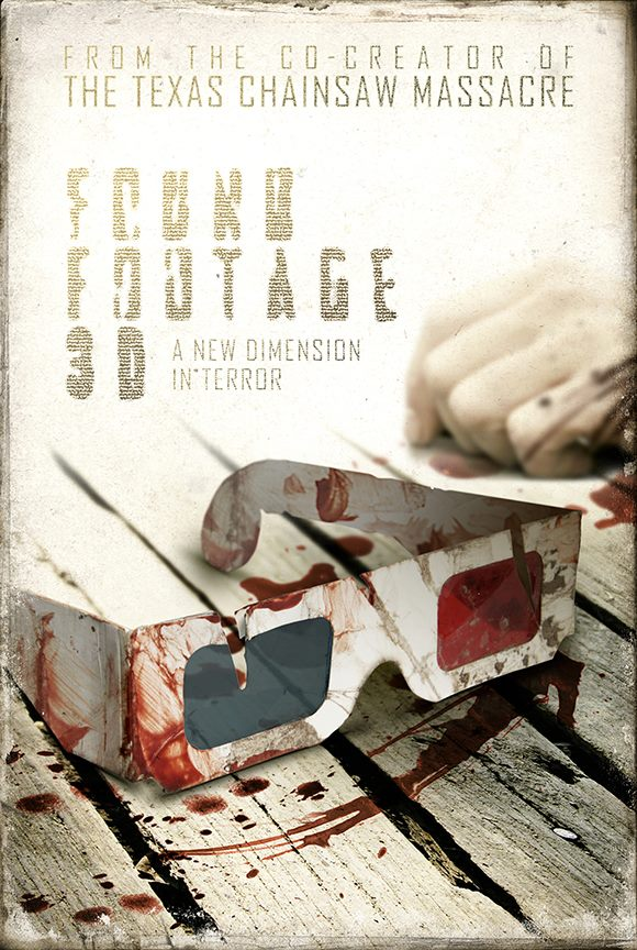 Found Footage 3D - Teaser Artwork