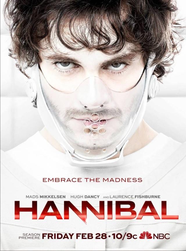 Hannibal – 2. Staffel US Premiere Artwork