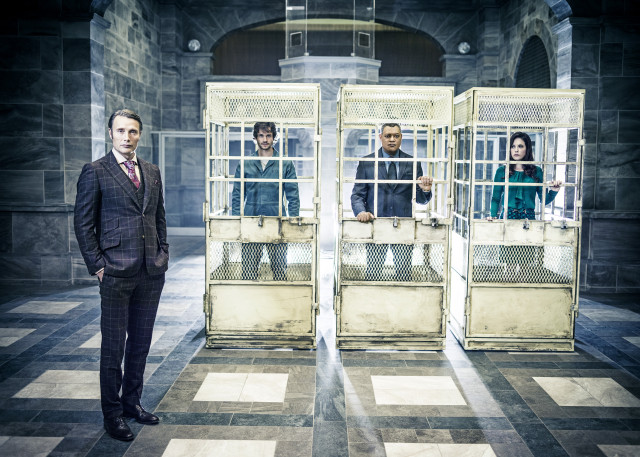 Hannibal – 2. Staffel - Teaser Artwork