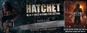 Hatchet: ILLUSIONS bringt Trilogy im Mediabook nach Deutschland