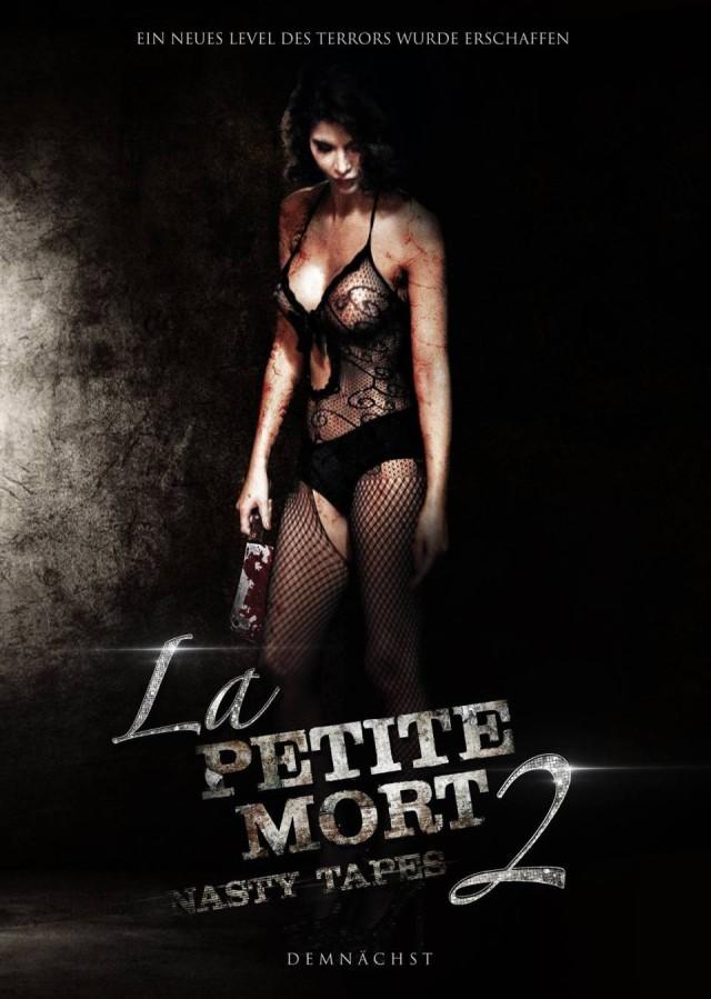 La Petite Mort 2 - Nasty Tapes - Teaser Poster 1