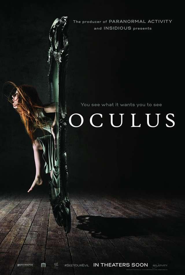 Oculus - Teaser Poster 2