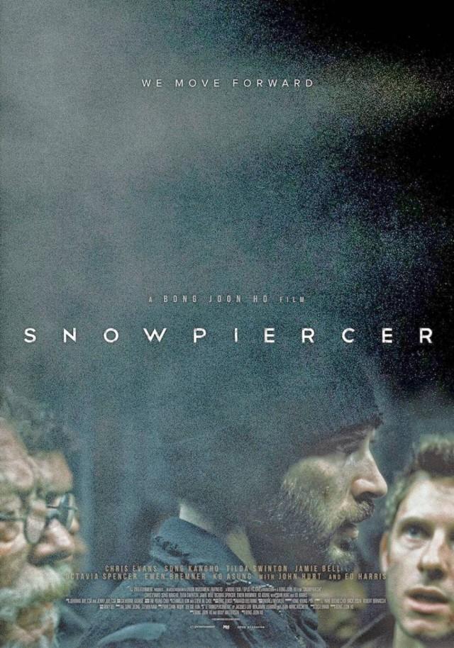 Snowpiercer Teaser Poster