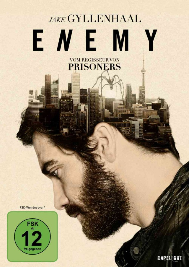 Enemy - DVD Cover FSK 12