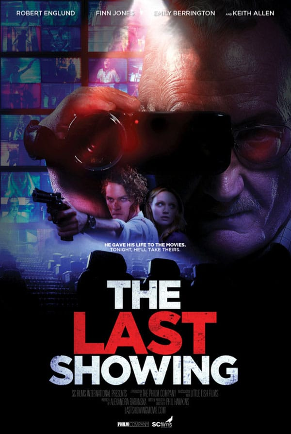 The Last Showing - Teaser Poster