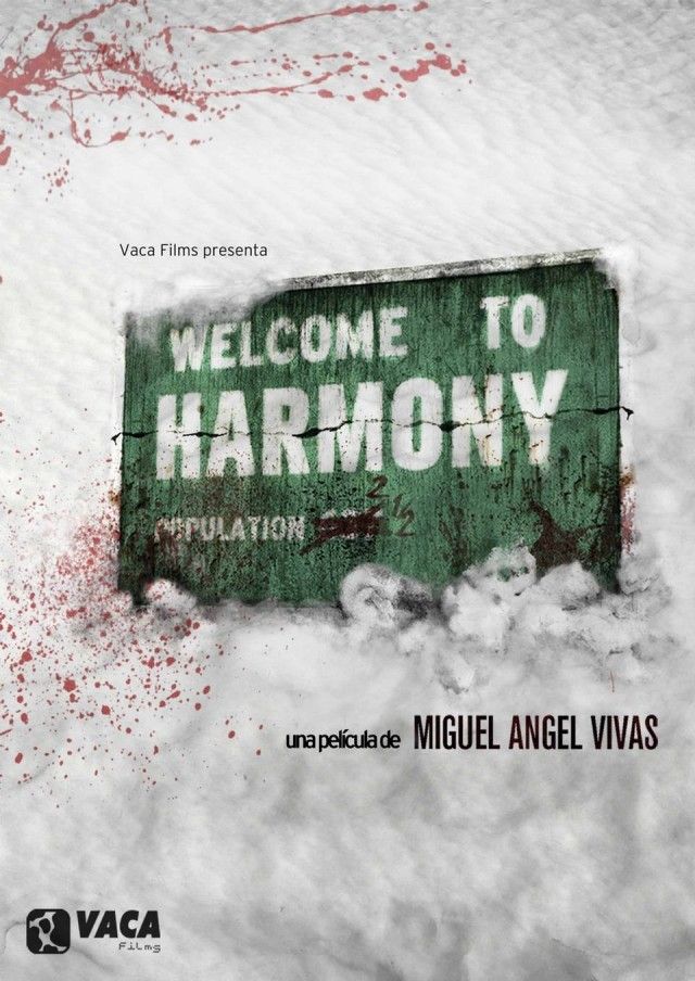 Welcome to Harmony - Teaser Artwork