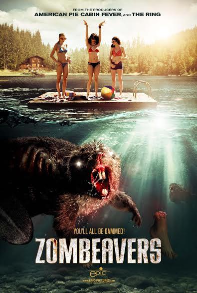Zombeavers - Teaser Poster
