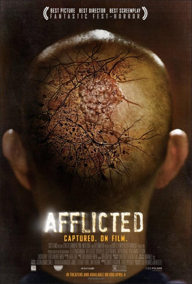 Afflicted - Teaser Poster