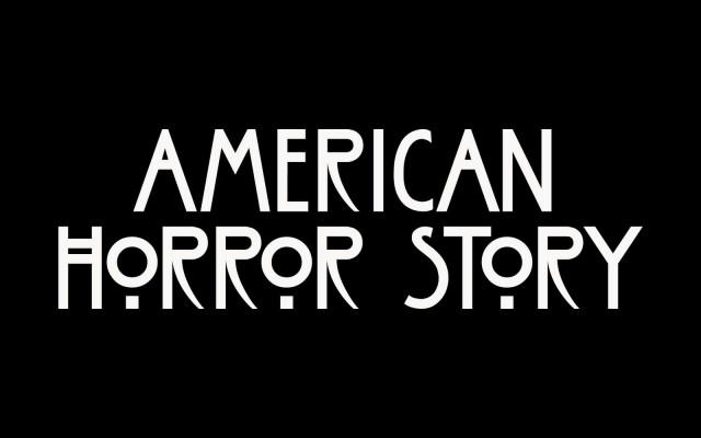 American Horror Story Schriftzug