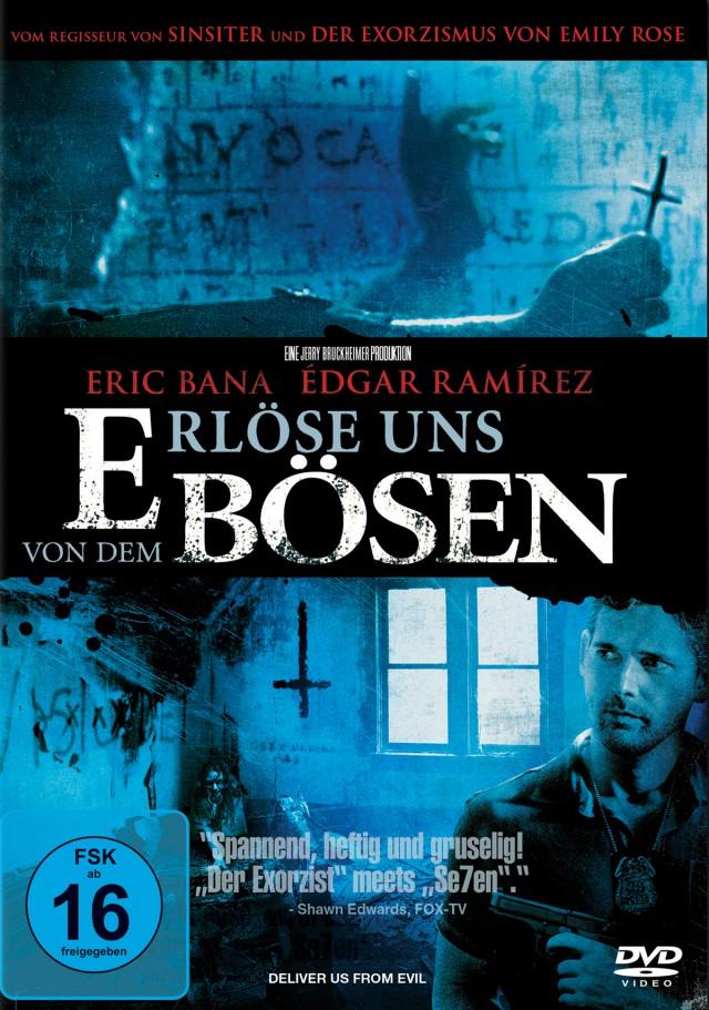 Erlöse uns von dem Bösen - DVD Cover FSK 16