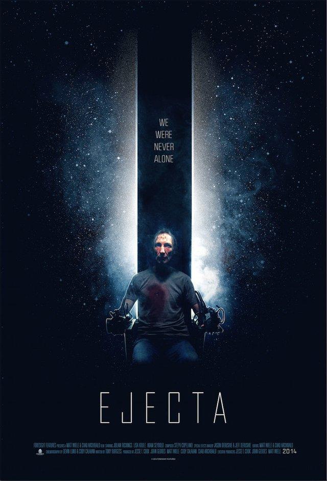 Ejecta - Teaser Poster