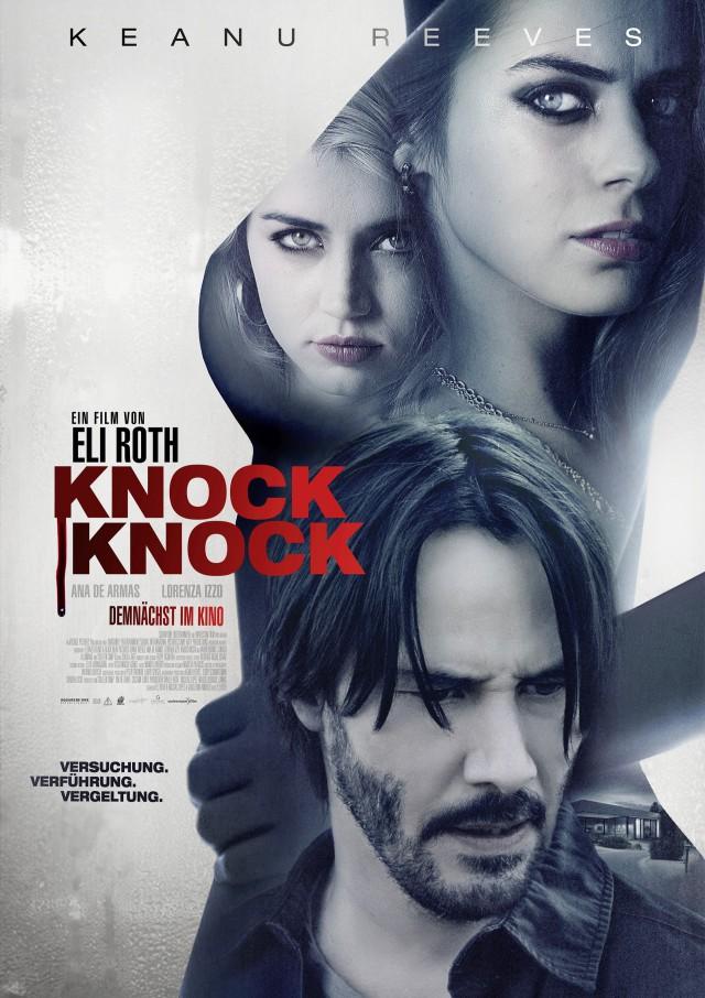 Knock Knock - Deutsches Kinoposter