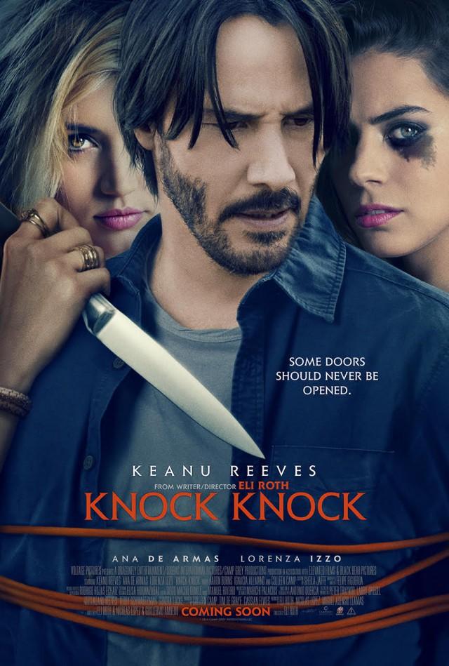 Knock Knock - International Teaser Poster