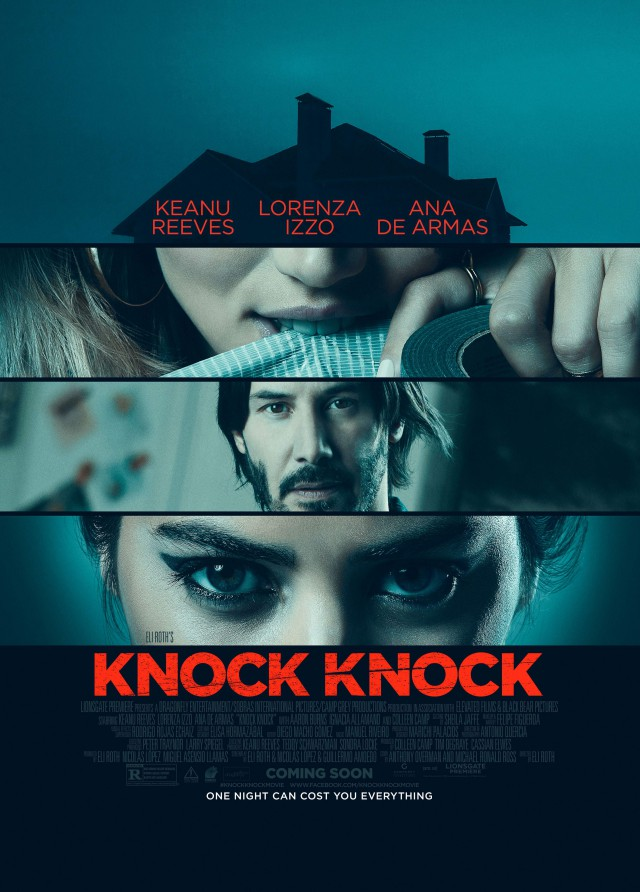 Knock Knock - US Teaser Poster