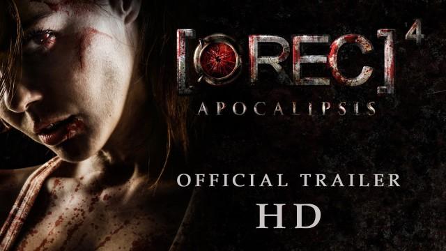 REC 4 Offizieller Trailer veröffentlicht