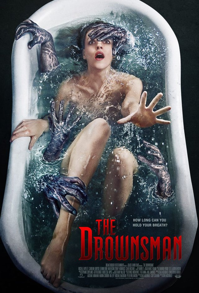 The Drownsman - Teaser Poster