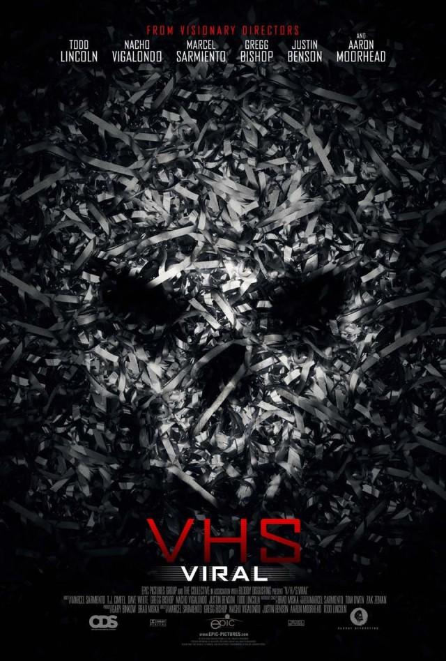 VHS Viral - Teaser Poster
