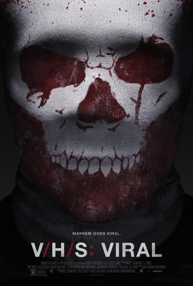 VHS Viral - US Teaser Poster