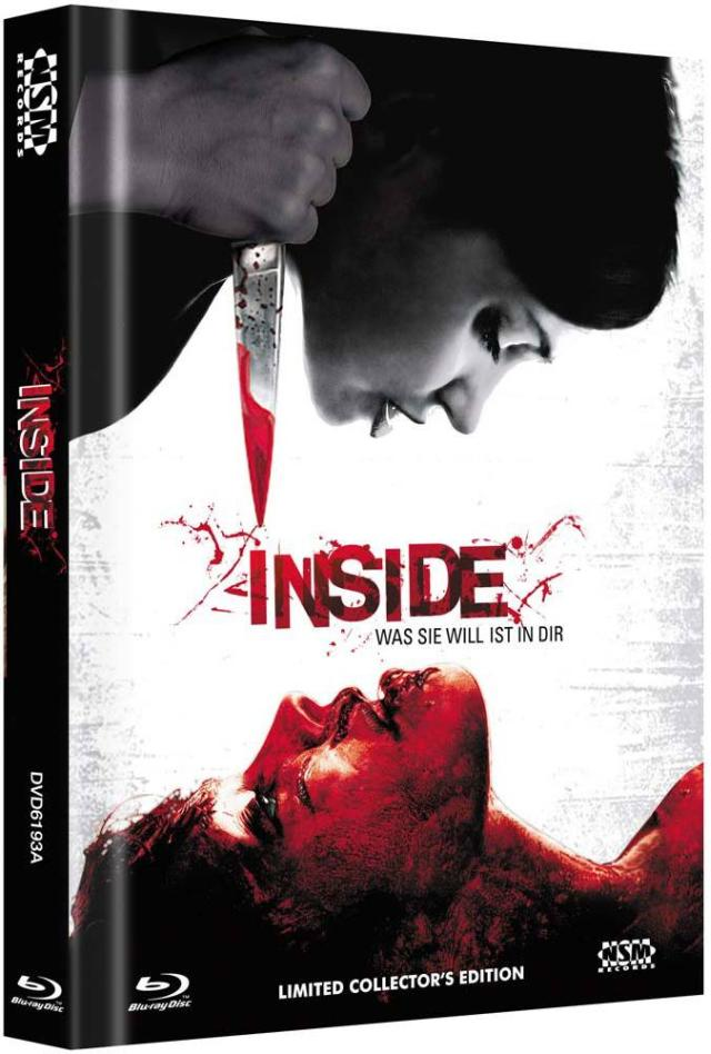 Inside - Limited Edition Mediabook - Cover A