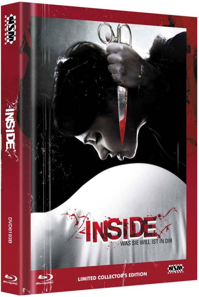Inside - Limited Edition Mediabook - Cover B
