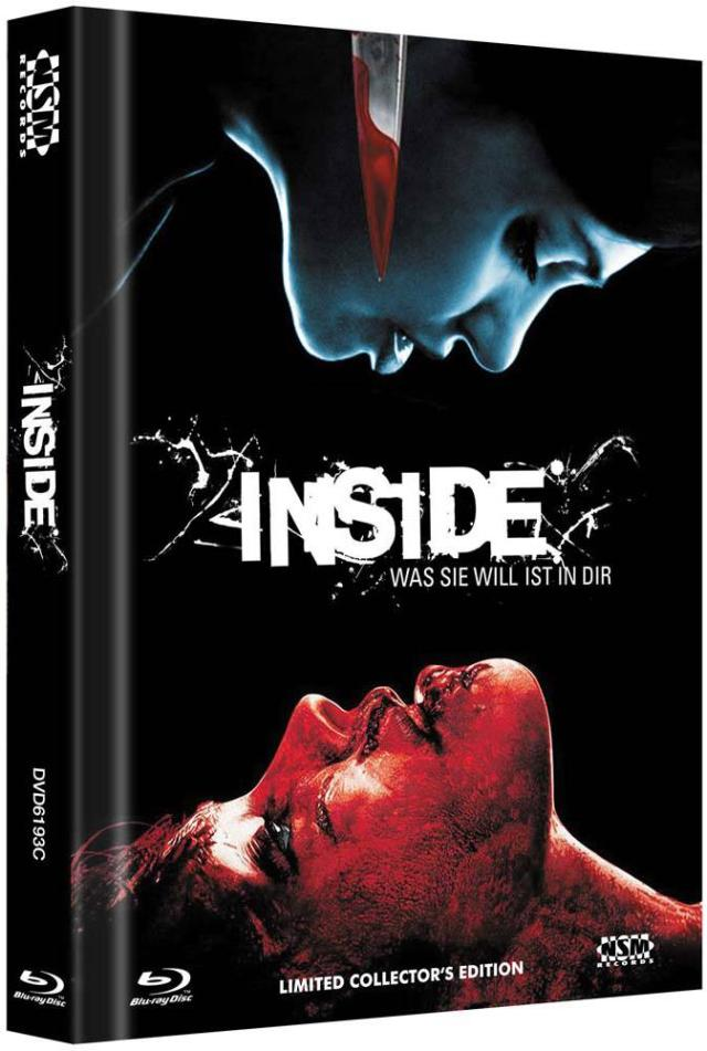 Inside - Limited Edition Mediabook - Cover C