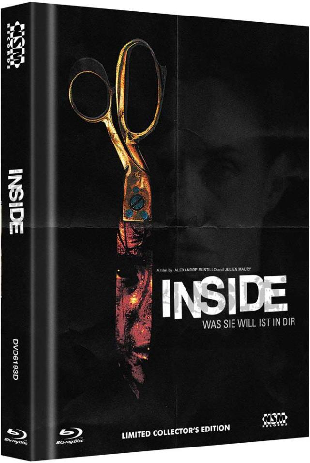 Inside - Limited Edition Mediabook - Cover D