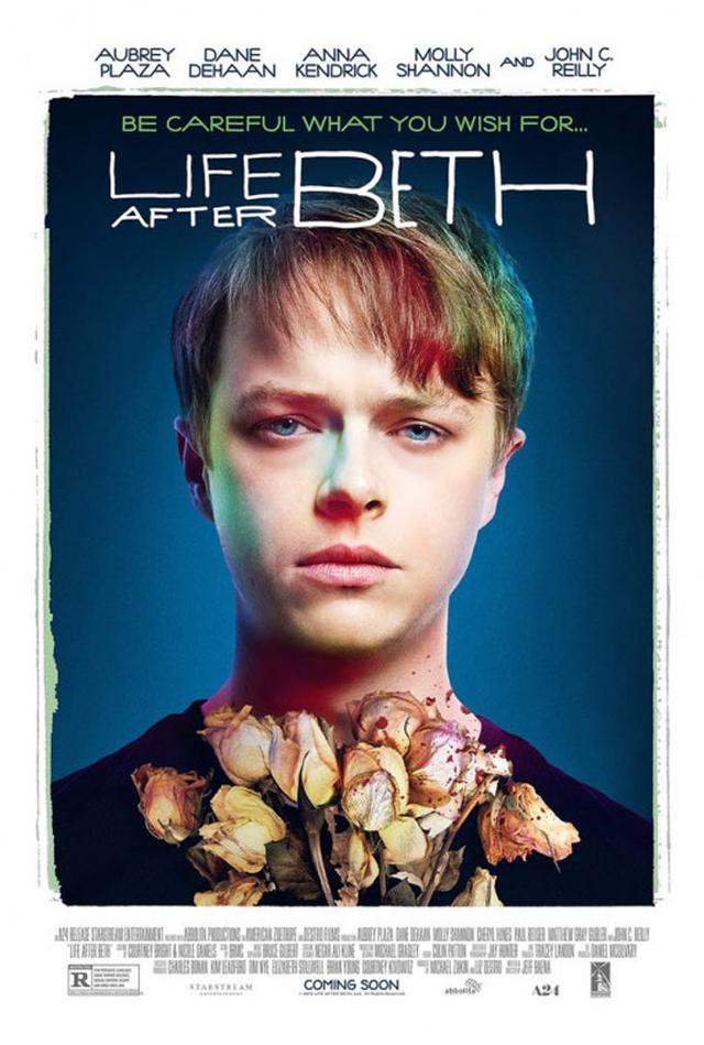 Life After Beth - Teaser Poster 2