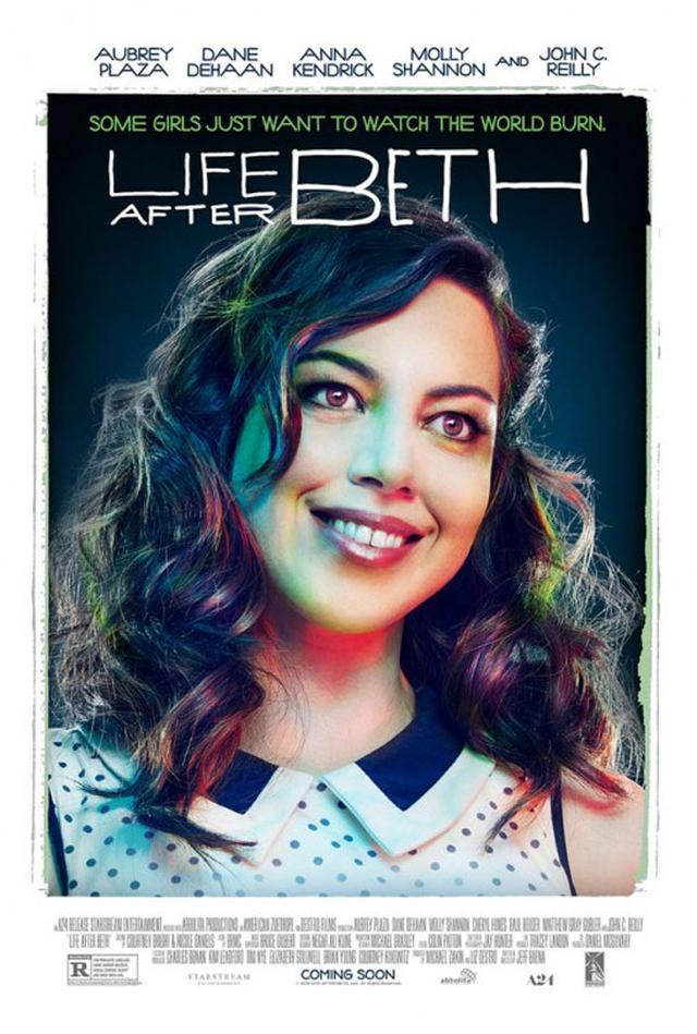 Life After Beth - Teaser Poster