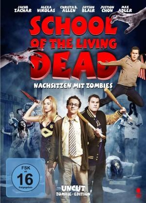School of the Living Dead – Nachsitzen mit Zombies (Film)