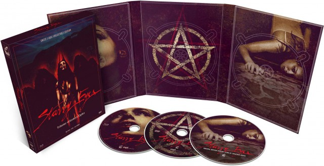 Starry Eyes - Uncut Limited Edition Digipack Cover
