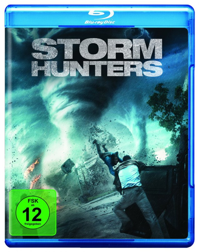 Storm Hunters - Blu-ray Cover FSK 12