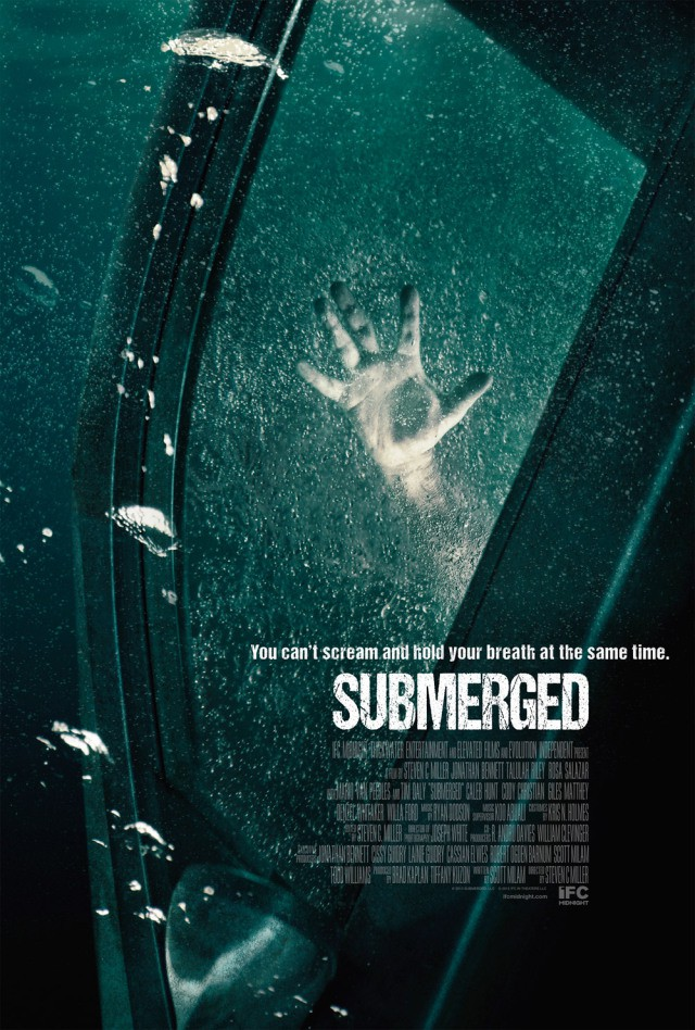 Submerged - Teaser Poster