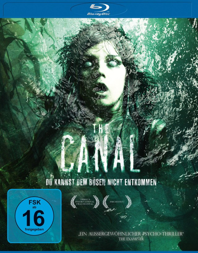 The Canal - Blu-ray Cover FSK 16