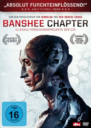 Banshee Chapter – Illegale Experimente der CIA (Film)