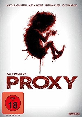 Proxy - DVD Cover FSK 18