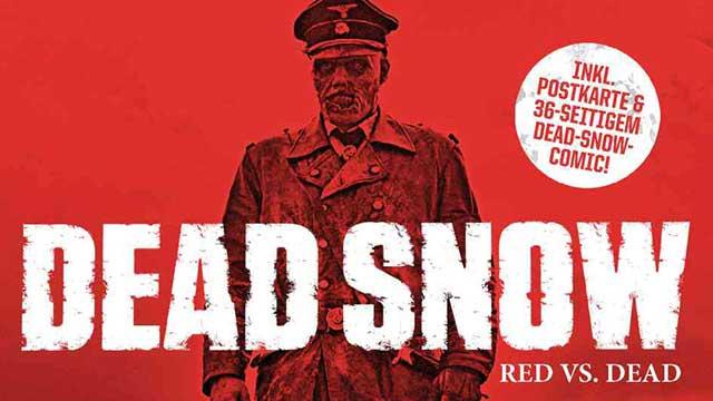 Dead Snow – Red vs. Dead: Deutscher Heimkinostart steht fest