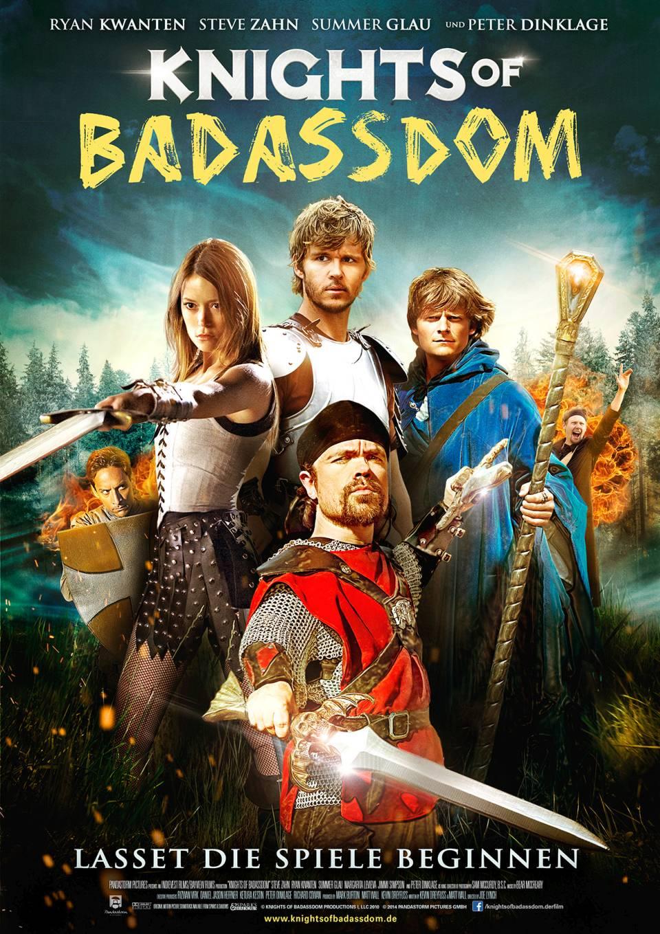 Knights of Badassdom -...