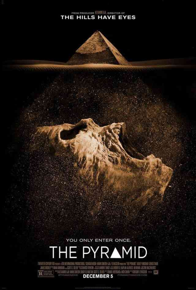 The Pyramid - US Teaser Poster