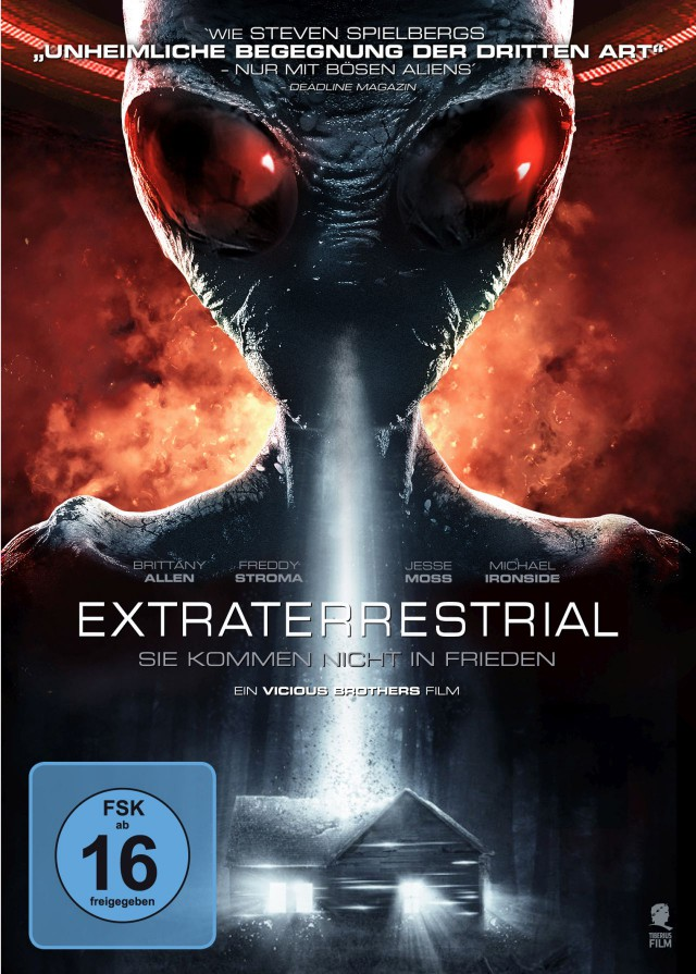 Extraterrestrial - DVD Cover