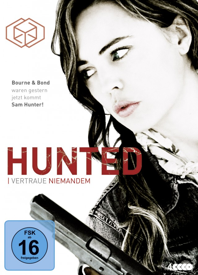 Hunted DVD Cover