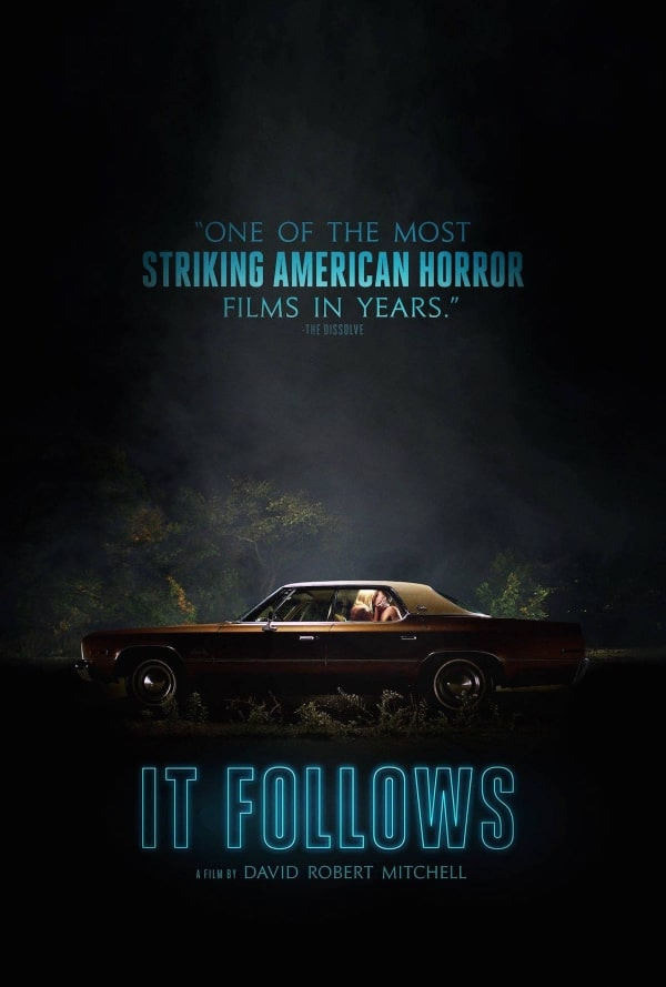 It Follows Teaser Poster 2