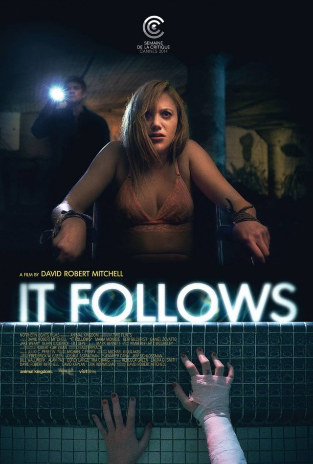 It Follows Teaser Poster