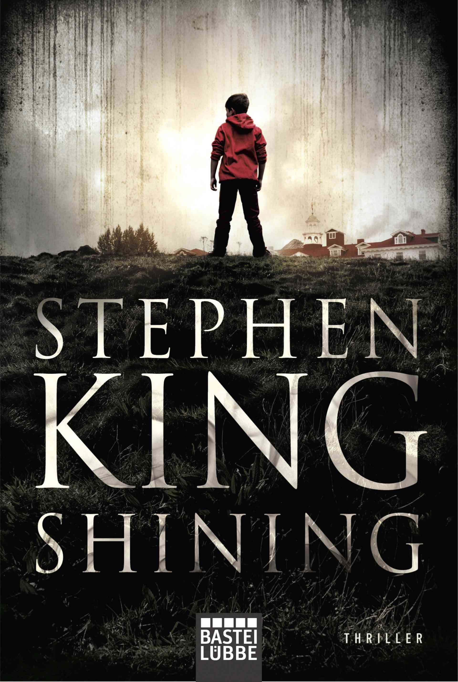 The Shining by Stephen King~1977 Book Club Hardback wDJ~Free Shipping!