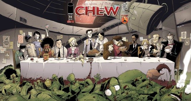 Comic Chew Band 1 von Cross Cult Artwork