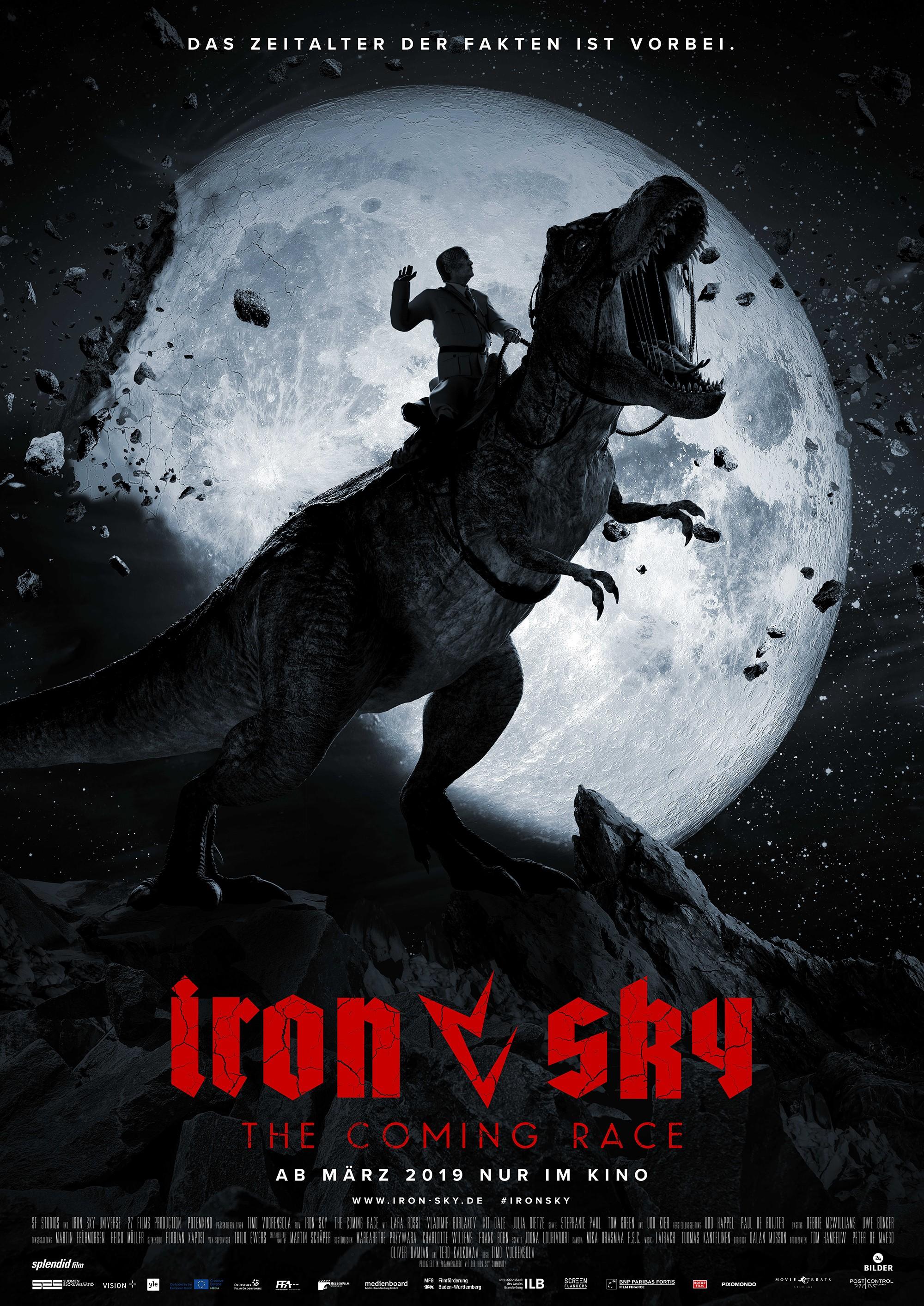 Iron Sky 2 Kinostart Deutschland