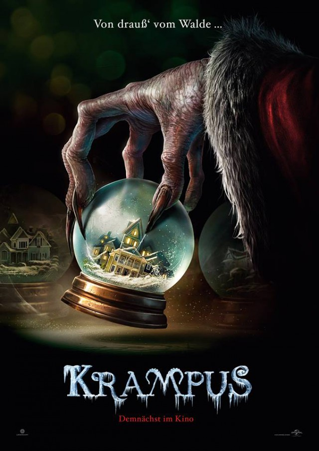 Krampus - Deutsches Kinoposter