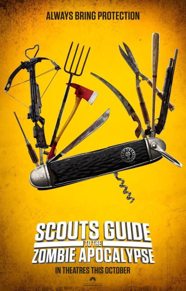 Scout Vs Zombie Stream