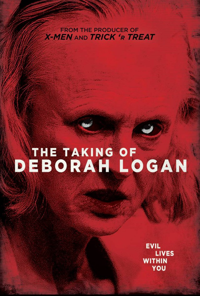 The Taking of Deborah Logan - Teaser Poster