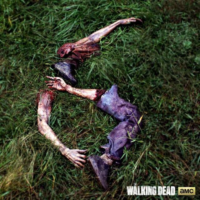 The Walking Dead - Staffel 6 Announcement Artwork